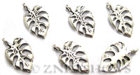 Base Metal Charms <b>20x12mm</b> Antique Silver Tone  per   <b>5-pc-bag</b>