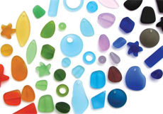 Wholesale Sea Glass Colors