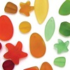 Cultured Sea Glass Bead Colors