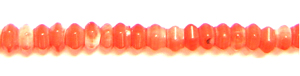 coral bamboo coral peach color pumpkin Beads <b>about 8-9mm</b>     per   <b> about 15.5-in-str</b>