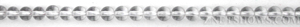crystal quartz  round Beads <b>4mm</b>     per   <b> 15.5-in-str</b>