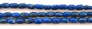lapis  barrel Beads <b>about 9x6mm</b> more blue    per   <b> 15.5-in-str</b>