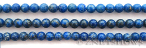lapis  round Beads <b>about 6mm</b>     per   <b> 15.5-in-str</b>