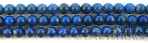 lapis  round Beads <b>About 7mm</b>     per   <b> 15.5-in-str</b>