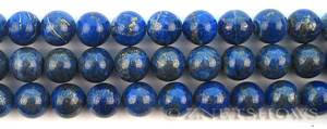 lapis  round Beads <b>About 10mm</b>     per   <b> 15.5-in-str</b>
