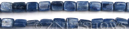 kyanite  rectangle Beads <b>10x8mm</b>     per   <b> 8-in-str</b>