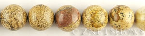 picture jasper  round Beads <b>18mm</b>     per   <b> about 8-in-str</b>