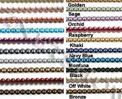 Wholesale Glass Pearls