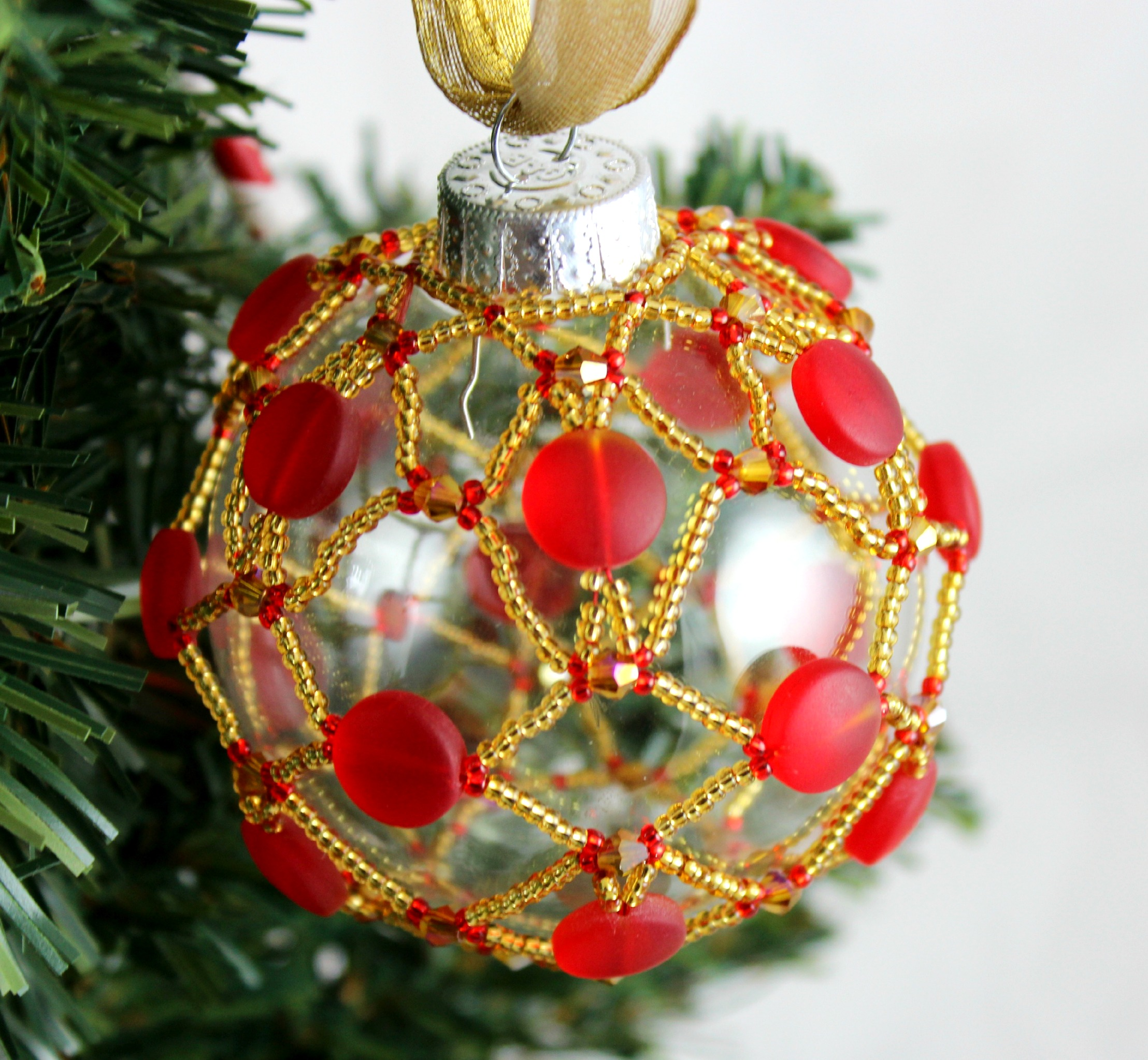 Ornaments by Amy Severino