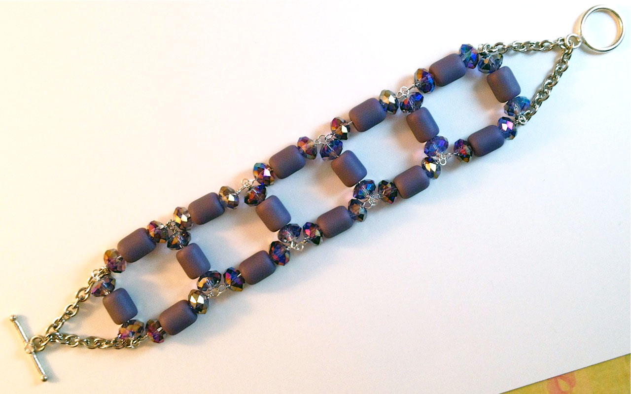 Summer 2014 Bracelet by Tammie Everly