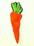 Summer 2015 Embroidered Carrot by Amy Severino