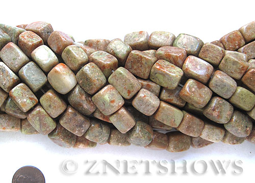 Other stone & material autumn jasper nugget Beads <b>about 15x10mm </b>     per   <b> 15.5-in-str </b>