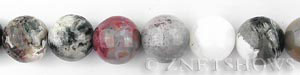 ocean jasper  round Beads <b>12mm</b>     per   <b> about 8-in-str</b>