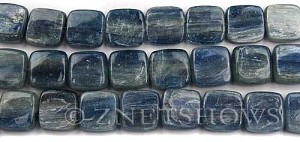 kyanite  square Beads <b>12x12mm</b>     per   <b> about 8-in-str</b>
