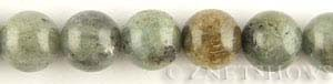 Other stone & material labradorite round Beads <b>18mm</b>     per   <b> about 8-in-str</b>